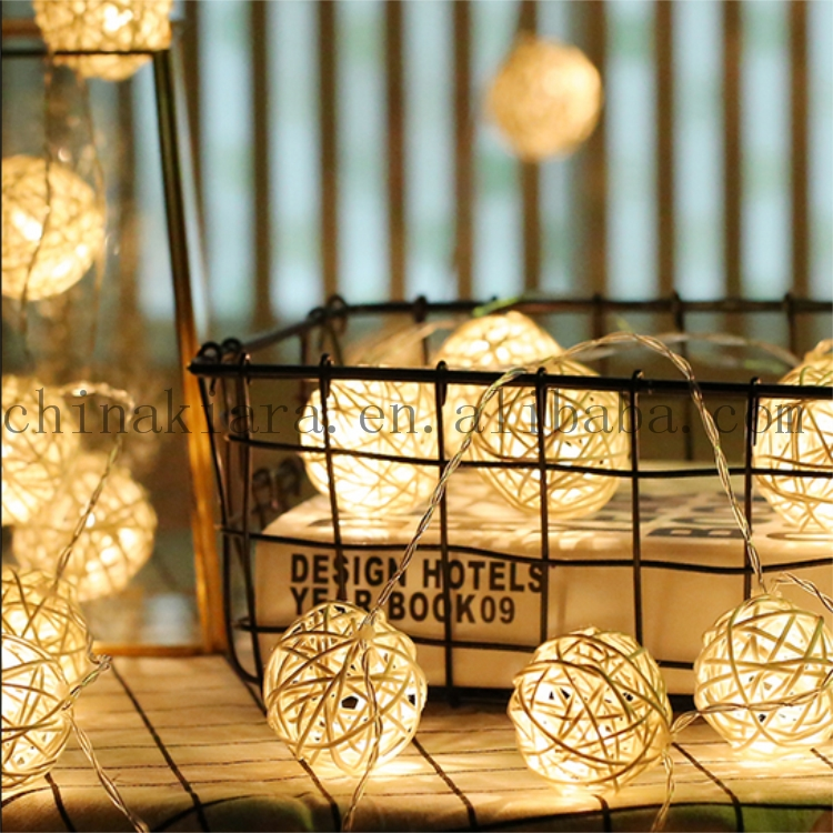 Factory price 10L 20L cotton ball lights