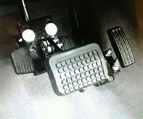 Driving Aids PEDAL PAL Pedal Extenders Extensions Handicap Mobility