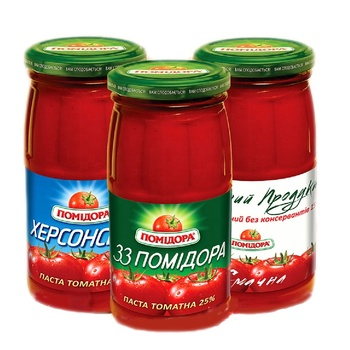 TOP-quality easy open canned tomato paste