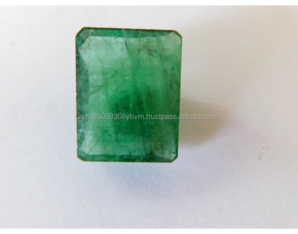 Fine quality natural emerald