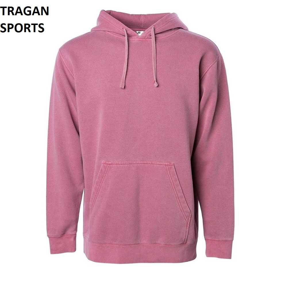 Mannen Franse Terry Fleece Hoodies Sweatshirts