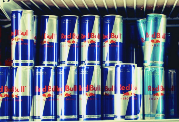 Sugar-Free Red Bull Drink Pallets