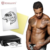 Factory Supply Inkjet Custom Sticker Temporary Tattoo Man