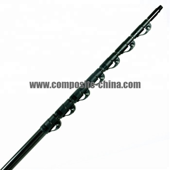 Carbon Fiber Telescopic Poles for Window Cleaning, Swimming Pool Maintenance Pole