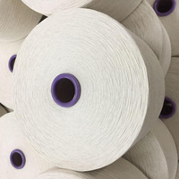 100% Cotton yarn combed for weaving and knitting