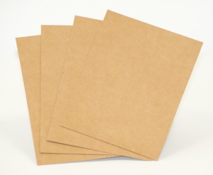Test liner paper , recycle brown kraft paper roll , kraft liner Paper /  recycle paper / brown paper