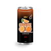250ml Canned Zero Sugar Carbonated Orange Drink