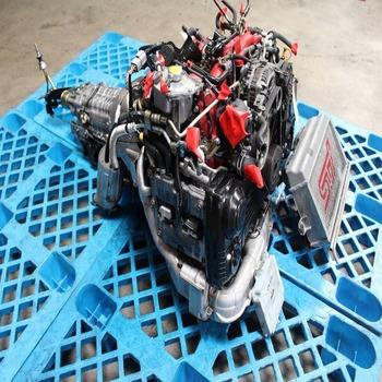 Jdm Impreza Wrx Sti Ej207 V8 Engine Long Block Motor Only,Twin Scroll Vf37  - Buy Jdm 04-05 Wrx Sti E Product on Alibaba com