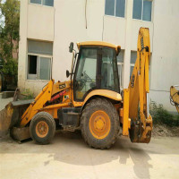 Used Excavator JCB 3CX Backhoe UK Good Condition