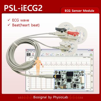Psl-iecg2 / Ecg Sensor / Ekg Sensor / Heart Beat / Ecg Sensor Module / Ecg  Isolation / Heart Rate / Ecg Sensor For Arduino - Buy Ecg Ekg Heart Beat