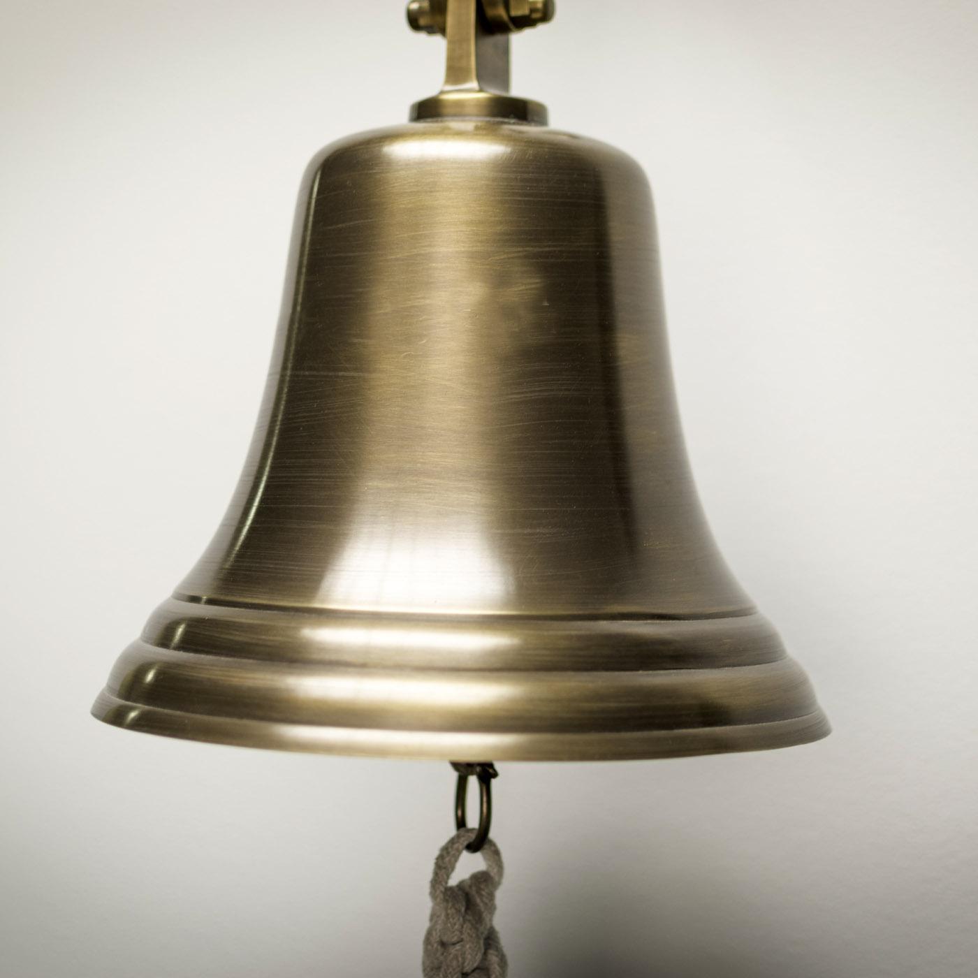 Brass Ship Bell Church Bell Wall Mounted Brass Bell Buy