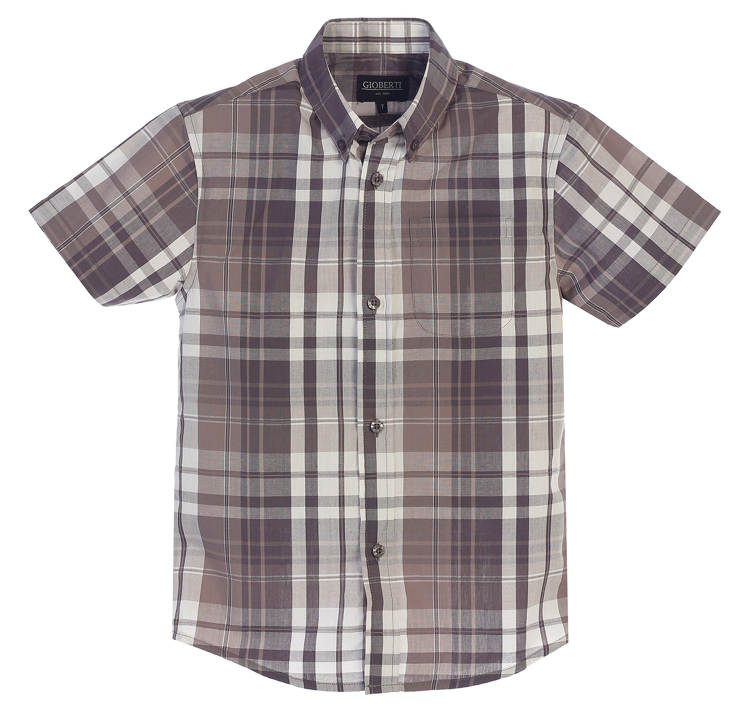 Cheap Boys Short Sleeve Button Down Shirt Find Boys Short Sleeve