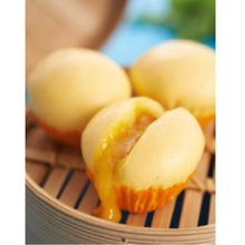 Halal Frozen Food Wholesale Chinese Breakfast Dim Sum Juicy Bun