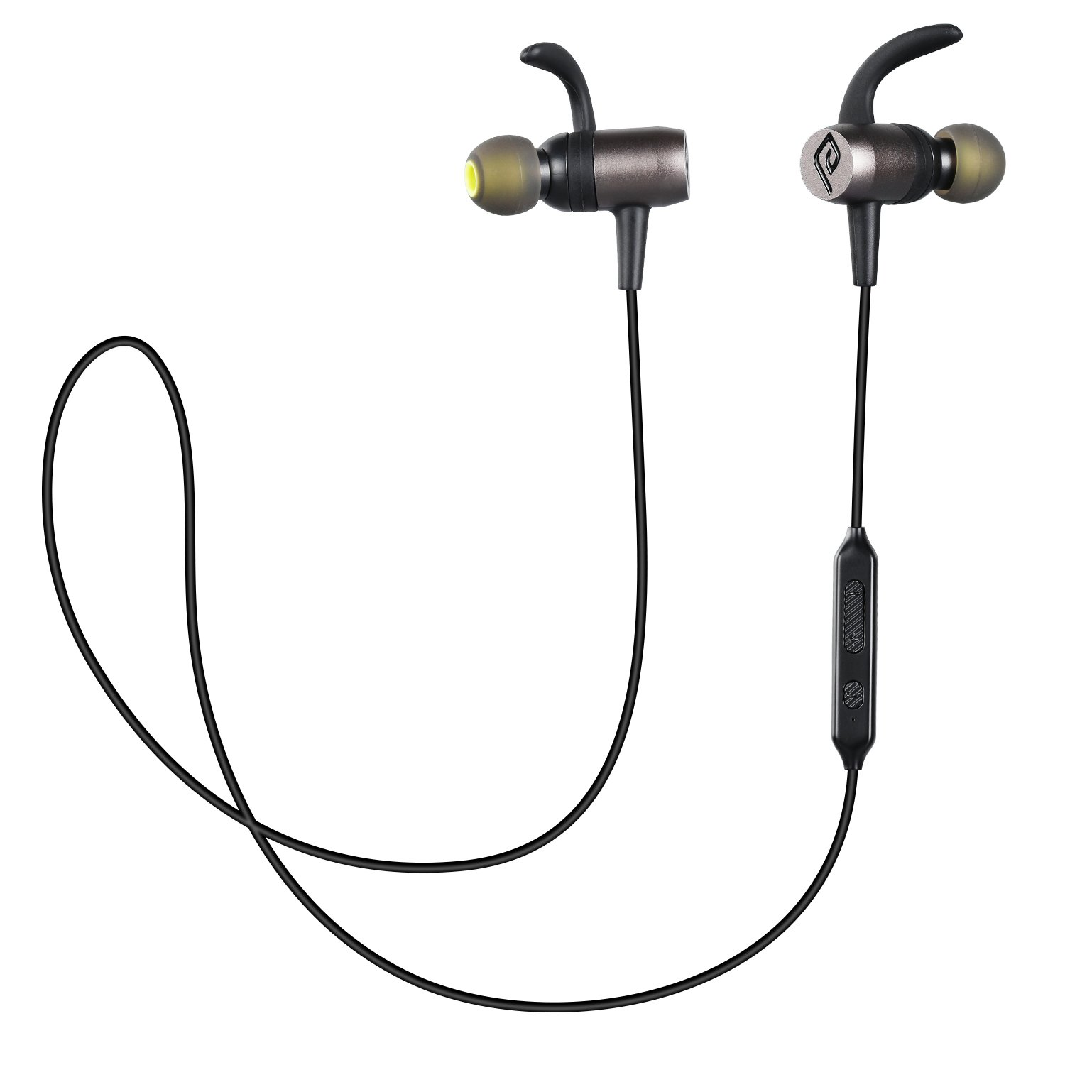 642eb76e4db Get Quotations · Bluetooth Headphones, Parasom A10 Magnetic Portable  Wireless Sports In-ear Stereo Sweatproof Earphones with