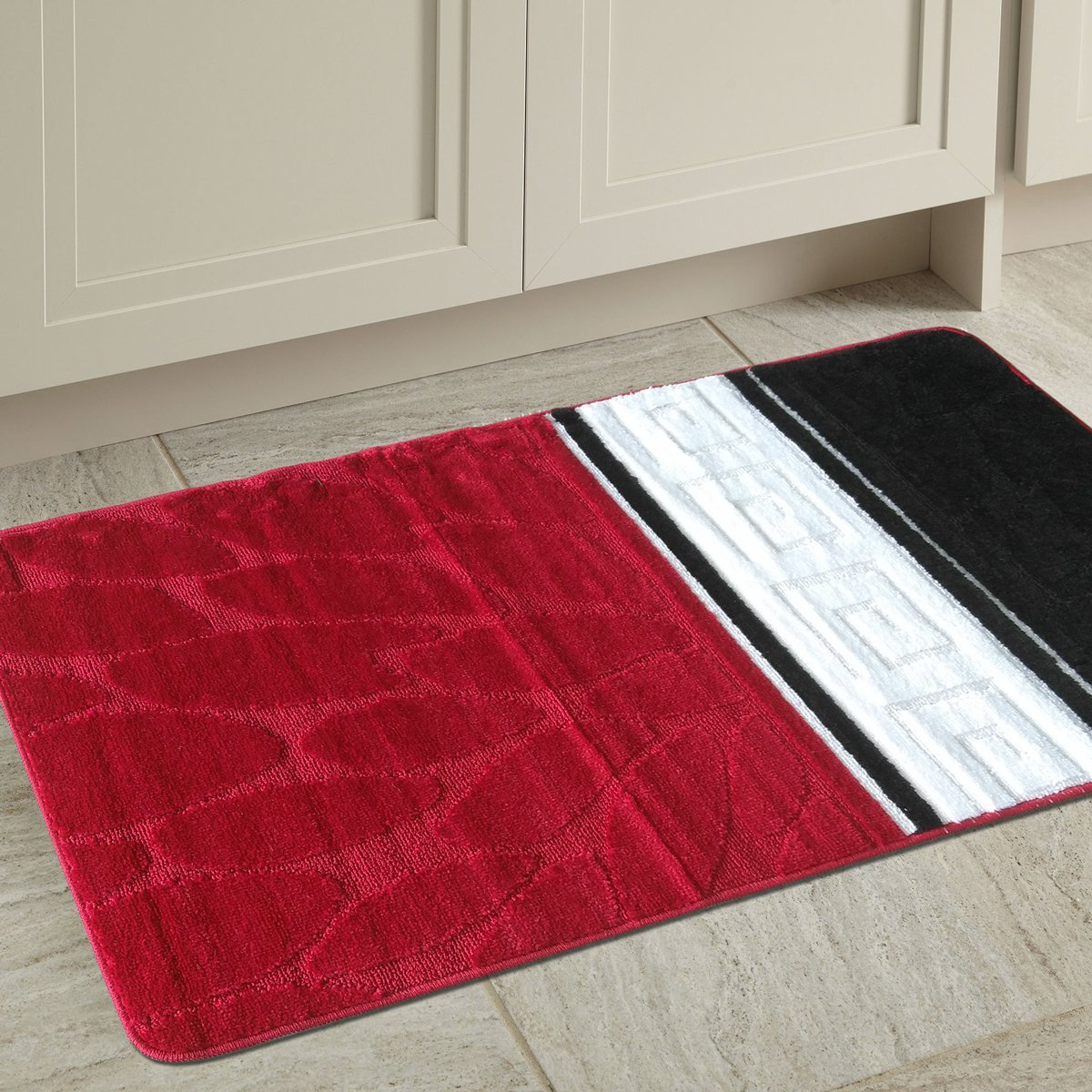 Red Kitchen Mats Rugs Find