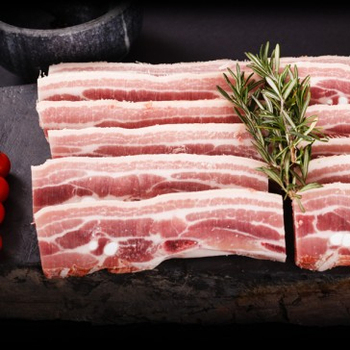 Pork Belly Slices on 30% Discount Sale Prices