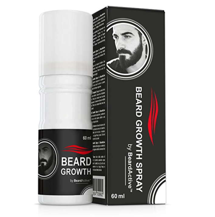 Best seller private label herbal yuda pilatory beard growth spray