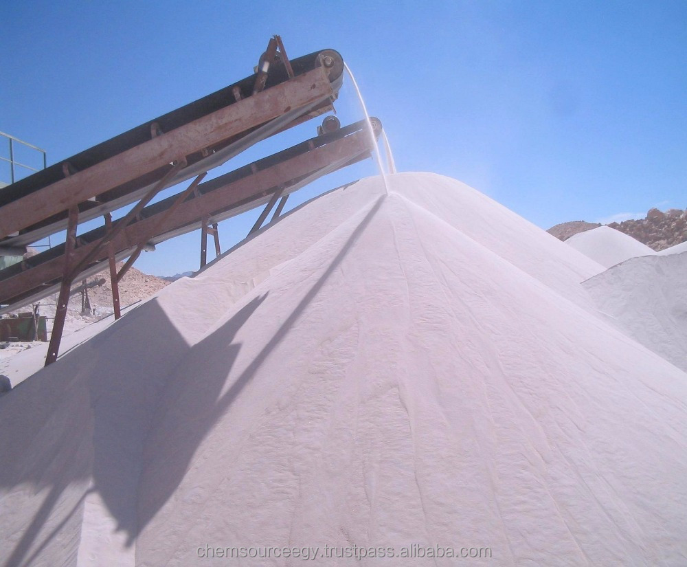 High Purity Silica Sand From Egypt