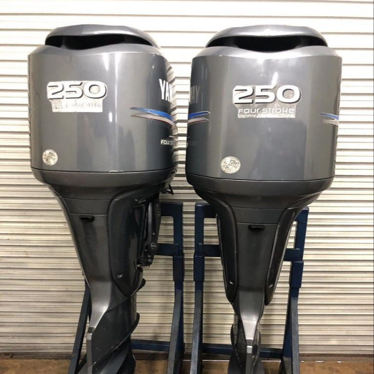 Best Price For Brand New/used Yamaha 250hp Four Stroke 250 Hp Outboard  Motors F250 F250tur - Buy Outboard,Boat Engine Product on Alibaba com