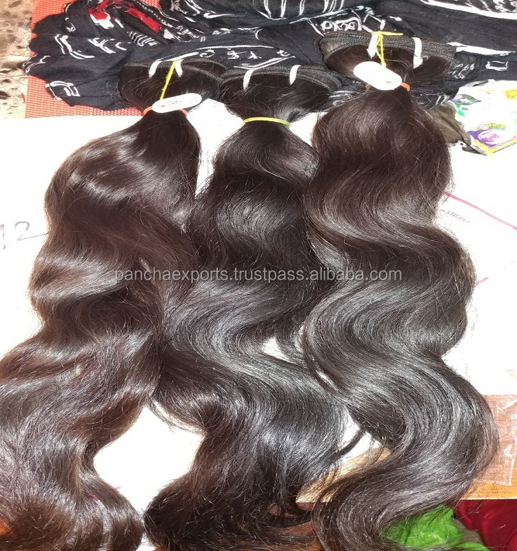 Wholesale 7A Virgin Brazilian Hair Bundles body wave Natural Color 100 Human Hair