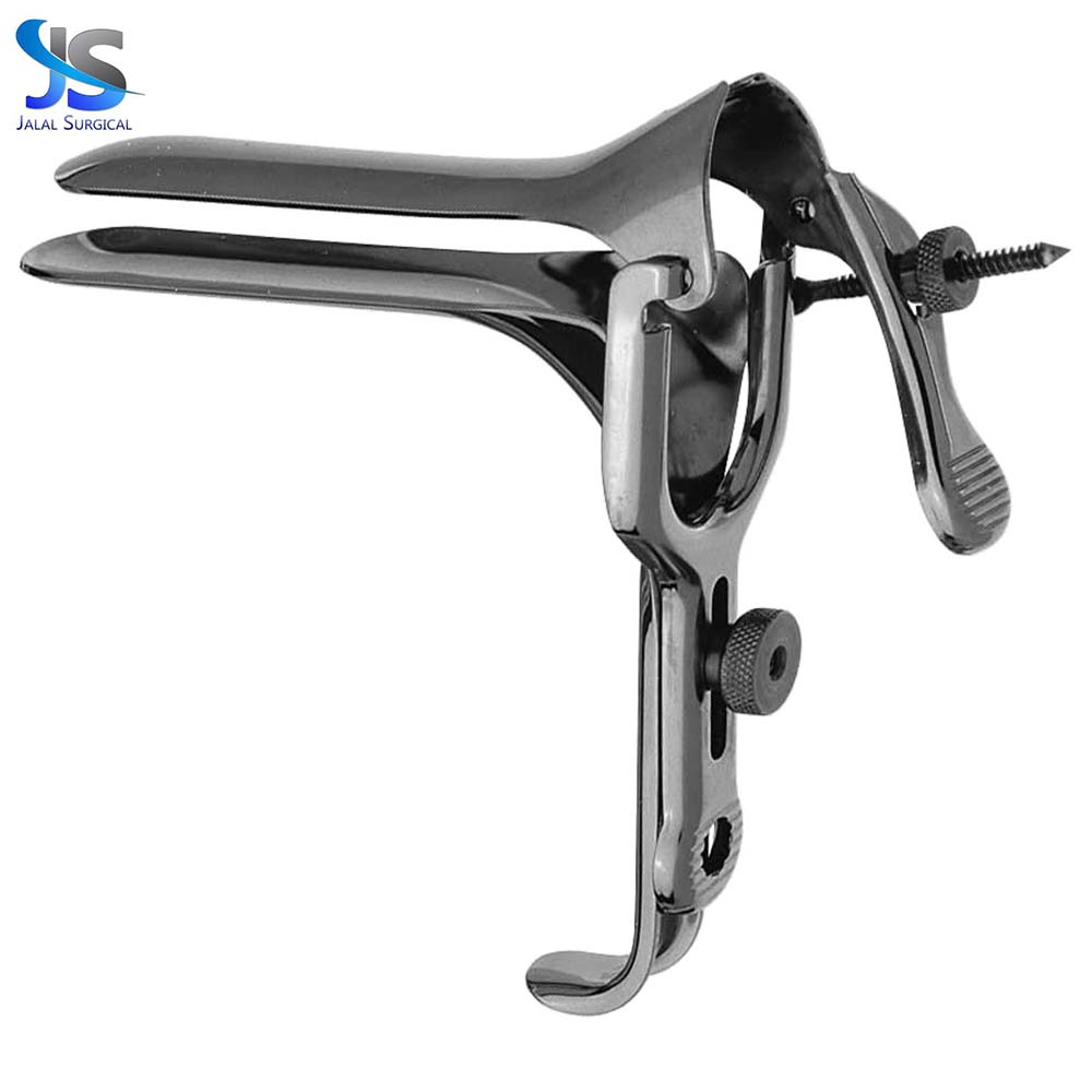 Speculum Vaginal Graves Weighted Stainless Steel Ea