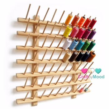AIY70   Sewing Thread Storage Rack (Assemble It Yourself)