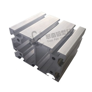 6063 t5 aluminum extruded profiles work table