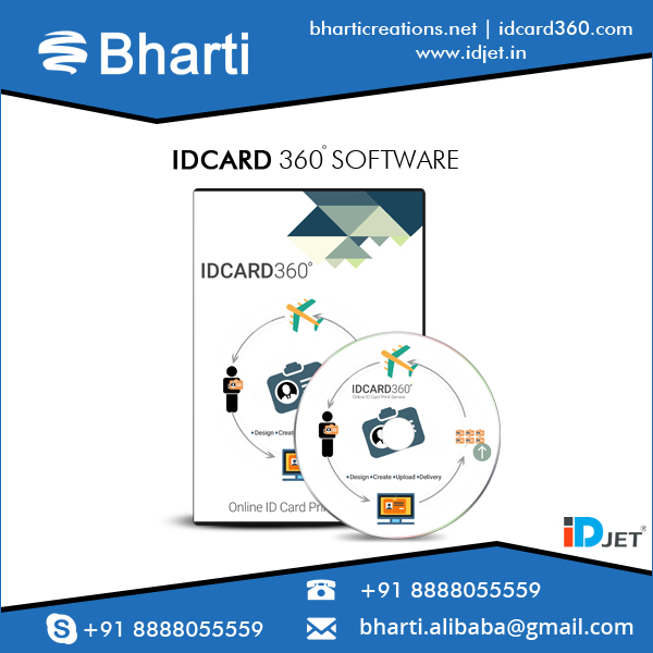 Highly Secure and Accurate Smart ID Card Design Software