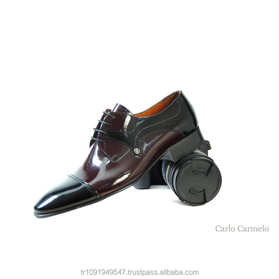 Men Style Quality Shoes Leather Best Dress Prices Best Wholesale Elegant Double Color wZOXqq