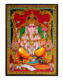 Ethnic Lord Ganesha Tapestry Decorative Indian Large Yoga Wall Hanging