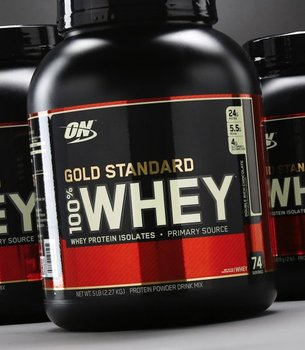 91a22dcab Optimum Nutrition ON Gold Standard GAINER 10 lb -Whey Protein Mass (All  Flavors)