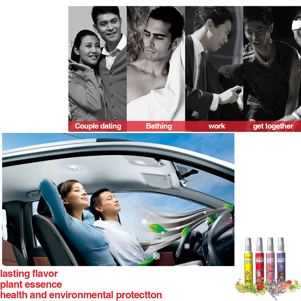 Fragrances jasmine original raw materials car custom factory private label brand designers perfume fragrance car accessories