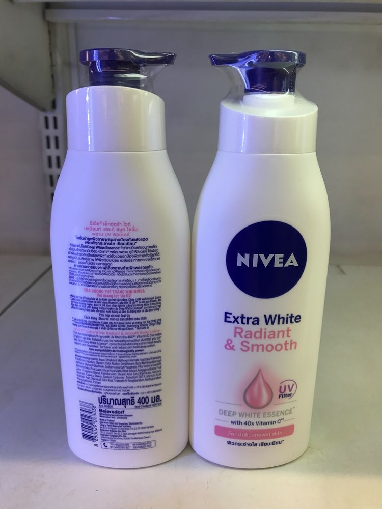 Nivea Body Lotions, Body Sprays en Soaps