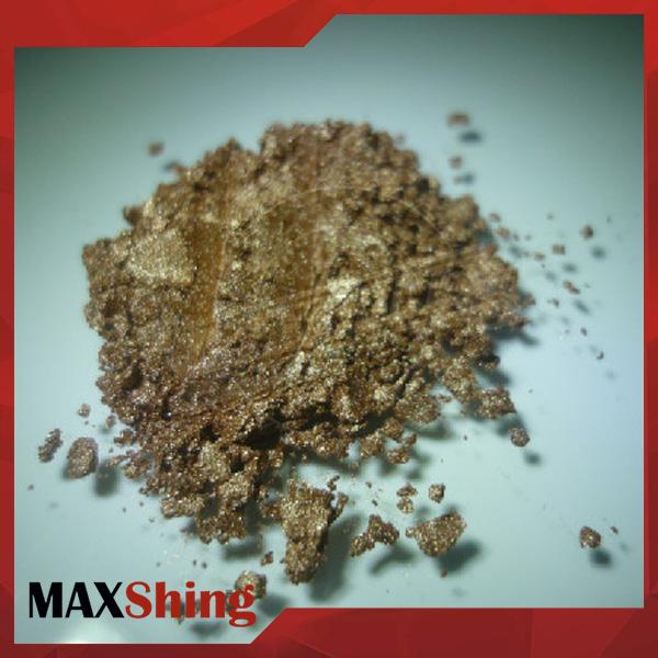 Metallic Pearlescent Pigment Powder For Epoxy Resin Floor
