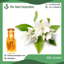2017 Highly Demanded Organic Jasmine Attar Perfume for Export Purchase