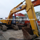Used excavator high quality kobelco SK 200 in Shanghai for sale