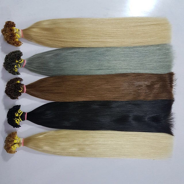 Wholesale Virgin Hair Extension Unprocessed Vietnamese Virgin Human Hair