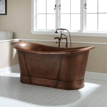 Kupfer Badewanne Buy Kupfer Badewanneantikes Kupfer Wannenhand