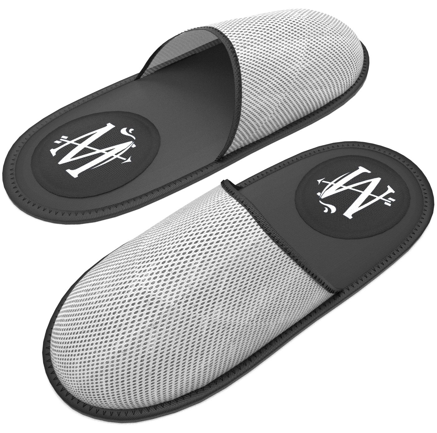 40b544a7b Foldable Slippers- DefenderX Fashion Lightweight Portable Massage Travel  Swimming Beach Reflexology Sandals Shoes For Holiday