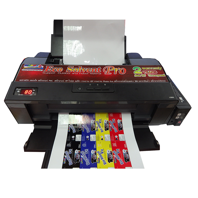 Eco Solvent Printer Pro A3+ - Buy Small Solvent Printer,Used Eco Solvent  Printers,Eco Solvent Printer Product on Alibaba com