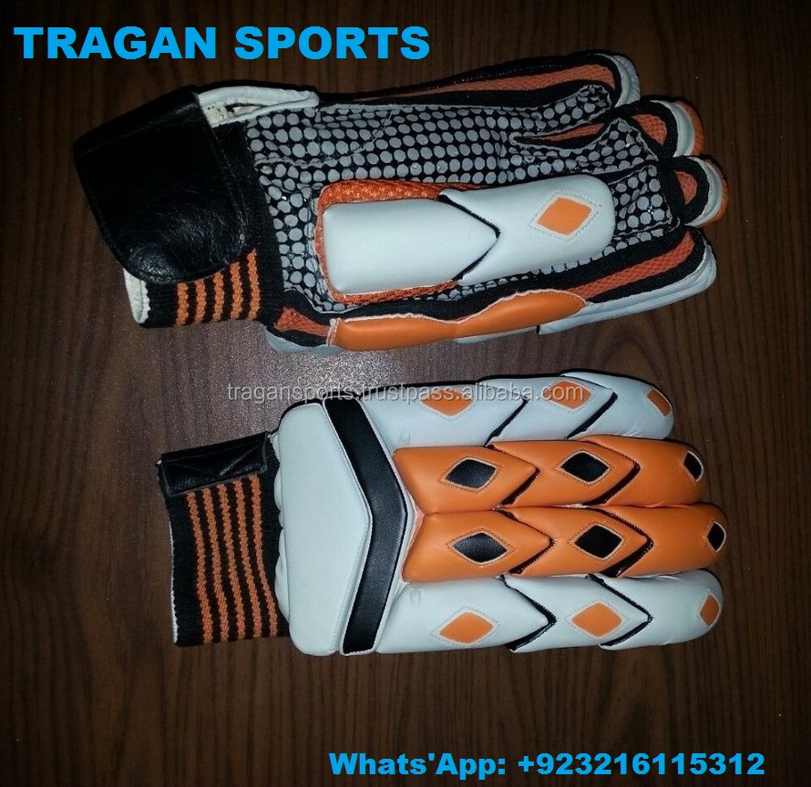 Personalizado luvas de batedura/Cricket Batting Gloves/Custom Made Luvas De Críquete