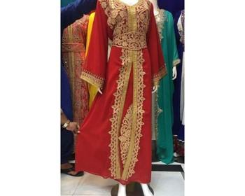 Exclusive Bridal Takshita Wedding Gown Fancy Arabian Pf1709caftan