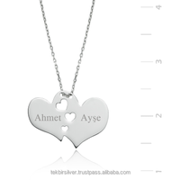 925 Sterling Silver Personalized Necklace