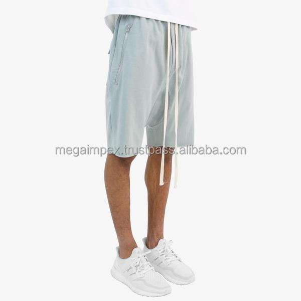 Sweat Shorts - Men's Fitness Short made with 100% cotton fleece