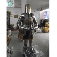 <span class=keywords><strong>Middeleeuwse</strong></span> Ridder Crusader Full body <span class=keywords><strong>Armor</strong></span>/Armour <span class=keywords><strong>SUIT</strong></span>