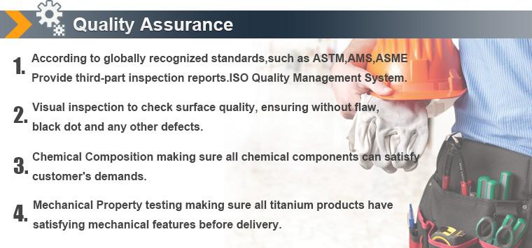 ASTM F136 Gr5 Ti-6AL4V ELI G23 titan y tế thanh cho làm cấy ghép