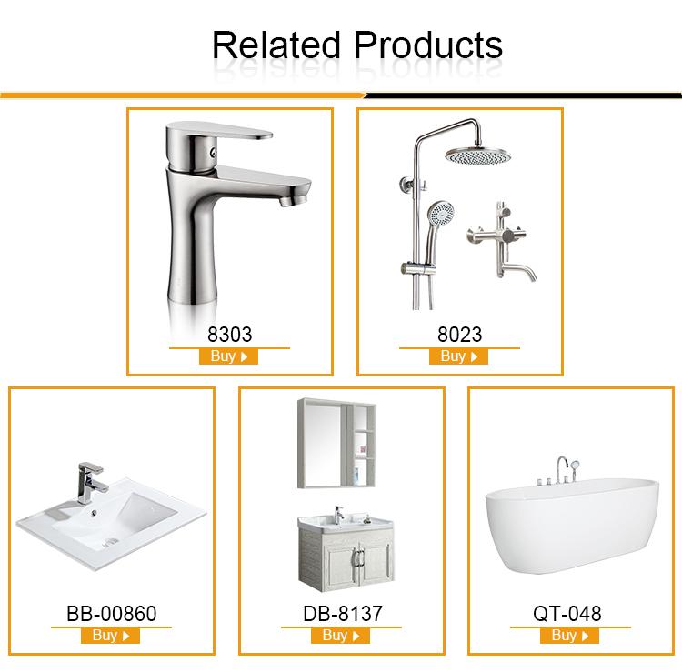 Bianco cerchio acrilico vasca da bagno rotonda 1300mm freestanding vasca da bagno con doccia rubinetto