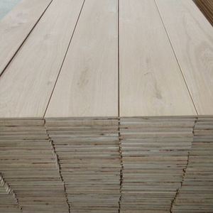 KD Red oak lumber for flooring and furniture usage