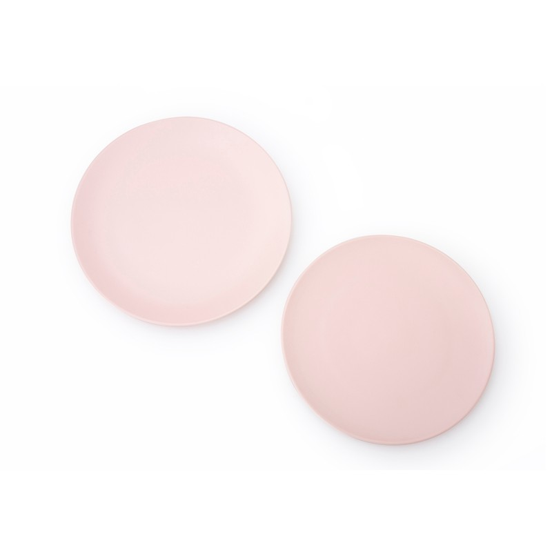 product-Wholesale Porcelain Matt Pink Hotel Round Eco Dinner Platter, Dinner Plates Unique-Two Eight