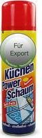 kitchen foam cleaner / clean help / export / made in Germany / Euro 1